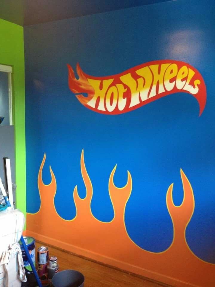 Race Car Bedroom Wallpaper Murals 25 Best Ideas About Hot Wheels Bedroom On Pinterest