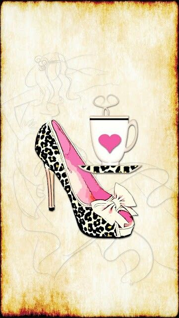 Vintage Pin Up Girl Wallpaper Coffee Wallpapers And Shoes On Pinterest