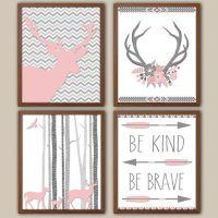 25+ best ideas about Woodland nursery girl on Pinterest ...