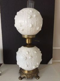 1000+ images about Antique gone with wind lamps on Pinterest