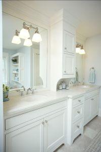 25+ best White bathroom cabinets ideas on Pinterest ...