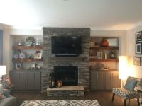 25+ best ideas about Fireplace Shelves on Pinterest ...