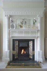 25+ best ideas about Vintage fireplace on Pinterest ...