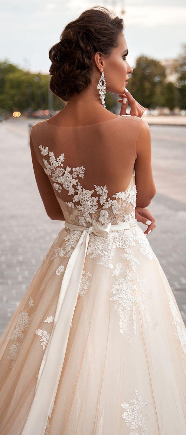 pretty wedding dresses nice dresses for wedding The Most Hottest Milla Nova Wedding Dresses