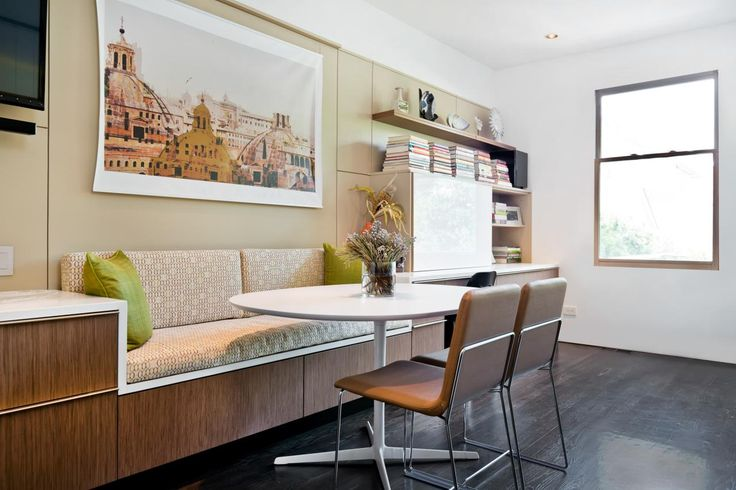 25 Best Images About Mid Mod Banquette Ideas On Pinterest