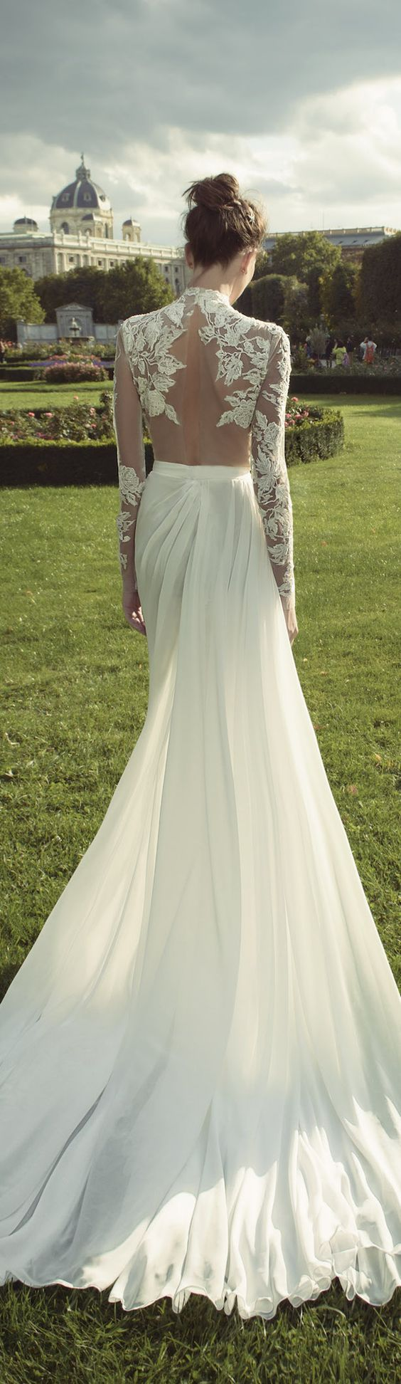 vintage wedding dresses fall dresses for wedding 50 Beautiful Lace Wedding Dresses To Die For