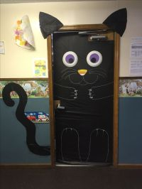 17 Best ideas about Halloween Door Decorations on ...