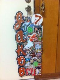Baseball Locker Decoration.  | Baseball Baby! | Pinterest ...