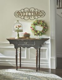 25+ best ideas about Small entryway tables on Pinterest ...