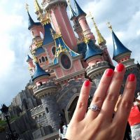 Gorgeous ring spotted at Disneyland Paris - Snap a ring ...