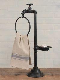 Best 20+ Towel holder bathroom ideas on Pinterest