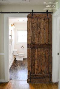 Door Bathroom & 25+ Best Ideas About Bathroom Doors On ...