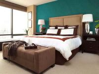 Color Combinations For Bedrooms | ... from Turquoise and ...