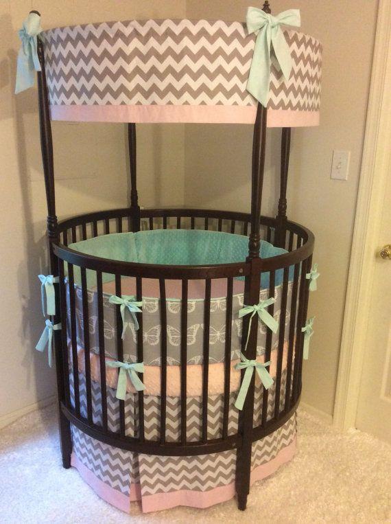 17 Best ideas about Round Cribs on Pinterest