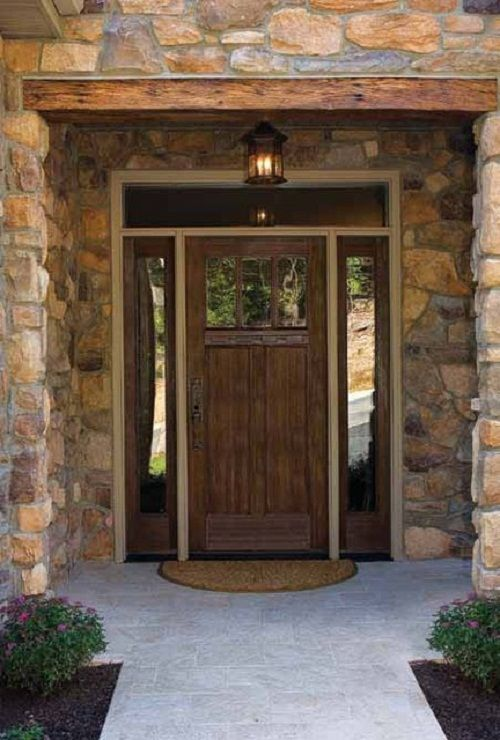 colonial front door surrounds