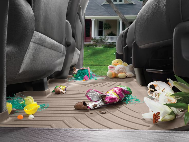 weathertech commercial perfect day