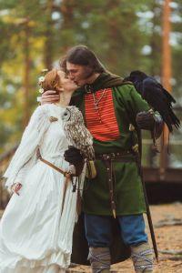 "Man's wedding dress has been made by ""Skupaya Khel ..."