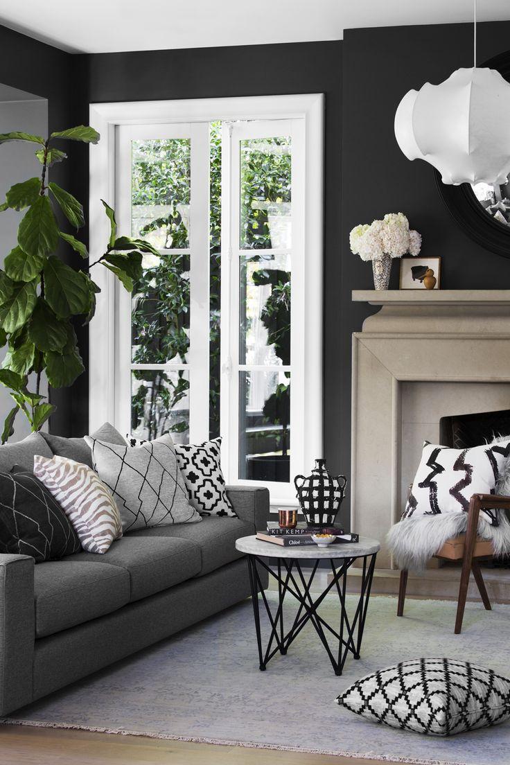 Best 25+ Gray couch decor ideas on Pinterest
