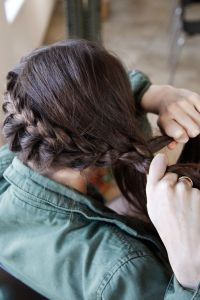 25+ best ideas about Wrap around braid on Pinterest | Side ...