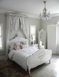 Best 25+ Shabby chic headboard ideas on Pinterest | Burlap ...