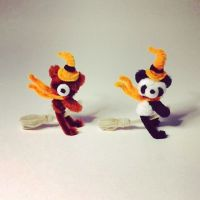 263 best images about Pipe cleaner art (Mogol art) on ...