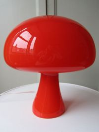 Glass mushrooms, Mushrooms and Lamps on Pinterest