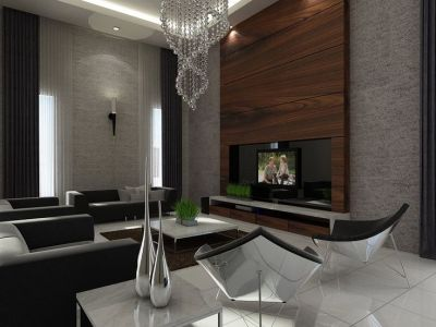 25+ best ideas about Tv feature wall on Pinterest | Feature walls, Wall and Televisions for ...