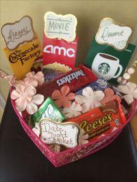25+ best ideas about Date night basket on Pinterest ...