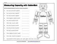 Gallon Man Worksheets Free Worksheets Library   Download ...