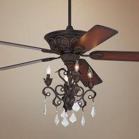Best 25+ Ceiling fan chandelier ideas only on Pinterest ...