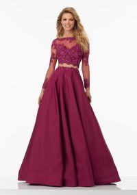 20+ best ideas about Sleeved Prom Dress on Pinterest ...