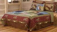 Horse bedding - horse quilt twin,full/queen or King ...