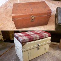 17 Best ideas about Old Trunk Redo on Pinterest | Trunk ...