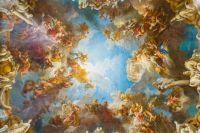 Versailles ceiling painting