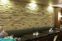 interior stone wall | Church narthex ideas | Pinterest ...