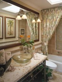 Tropical Bathroom Design, Pictures, Remodel, Decor and ...