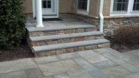 Stairs and Patio | Pennsylvania Bluestone Patio ...