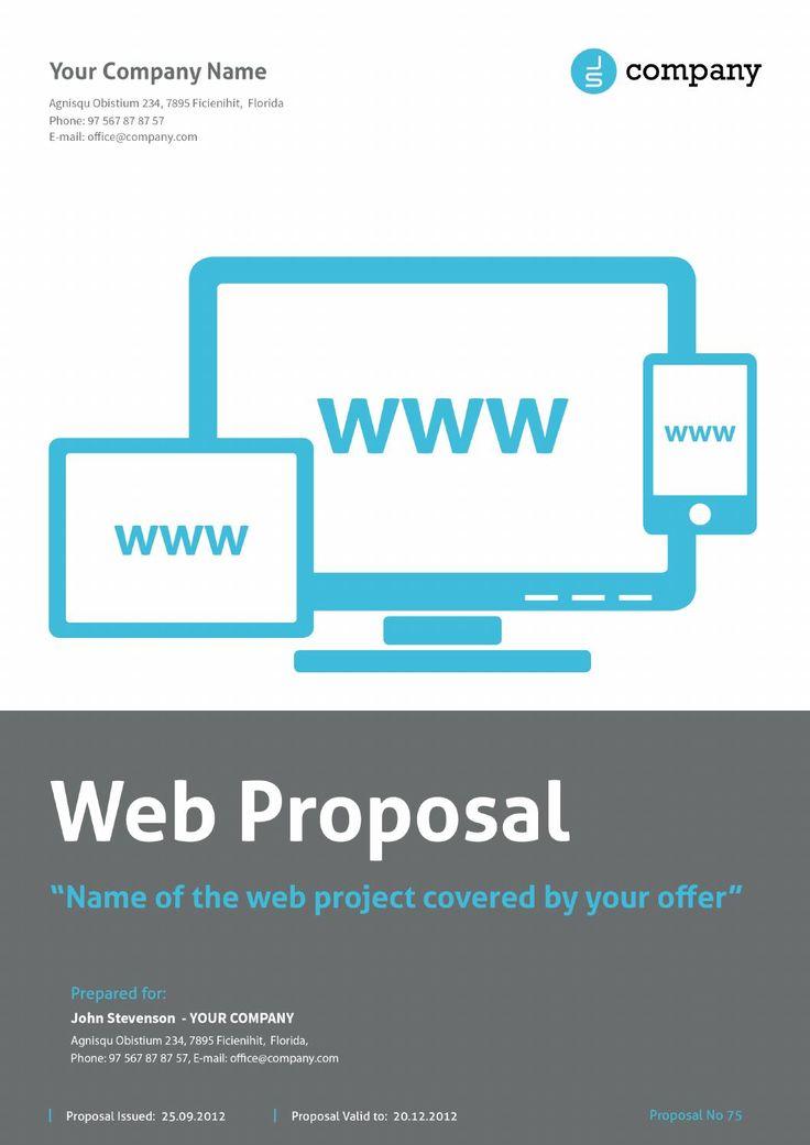 Website Design Proposal Template Customer Initials ______; 2 - website proposal template