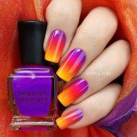 Best 25+ Bright nail designs ideas on Pinterest