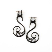 Top 30 ideas about Gauged earrings on Pinterest
