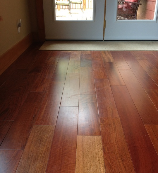 How To Clean A Hardwood Floor In A Snap Recipe Floors