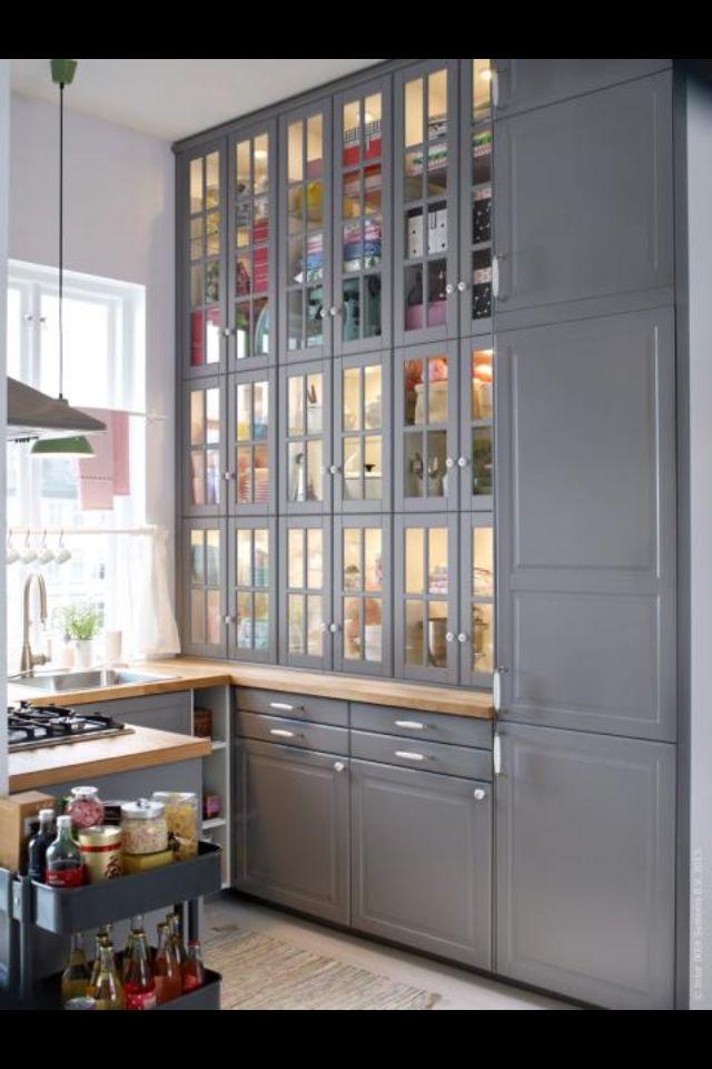 17 Best Ikea Lidingo Kitchens Images On Pinterest