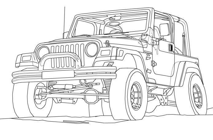 2014 jeep jk Schaltplang