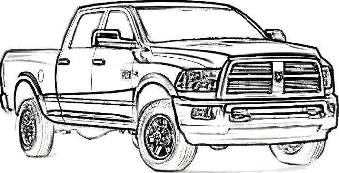 dodge 2500 diesel Schaltplang