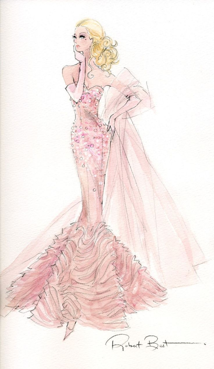 17 best images about robert best barbie sketches on