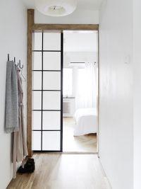 25+ best ideas about Japanese style sliding door on ...
