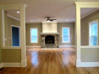 Family Room | wood trim / molding ideas | Pinterest | Wall ...