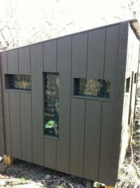 1000+ ideas about Deer Hunting Blinds on Pinterest | Deer ...