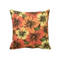 Epic Hibiscus Hawaiian Decorative Pillows, Hawaiian ...
