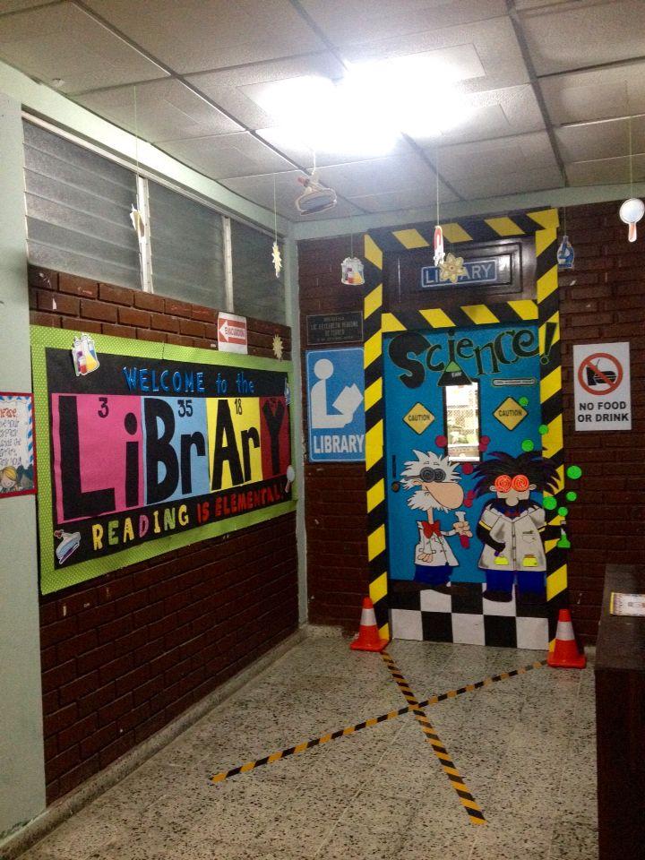 25+ best ideas about Science Door Decorations on Pinterest